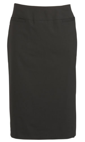 Biz Corporates Ladies Relaxed Fit Lined Skirt