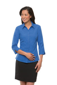 City Collection Pippa Knit Short Sleeve Ladies Blouse