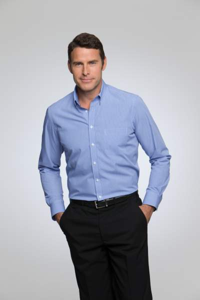 City Collection Pippa Print Business Shirt