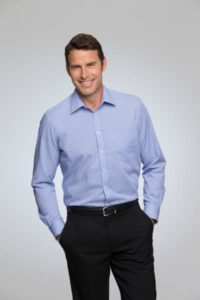 City Collection Mono Business Shirt