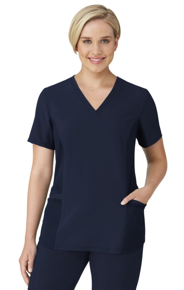 City Health Ladies Scrub Top